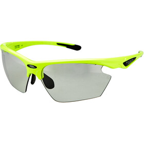 Rudy Project Stratofly Occhiali, yellow fluo gloss - impactx photochromic 2 black